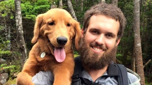 Olivier Bruneau, 25, died after being hit by a chunk of ice at a construction site on Preston Street in Ottawa on March 23, 2016.