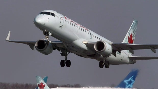 Air Canada welcomed the bill that will allow it greater flexibility in terms of where it performs maintenance on its planes.
