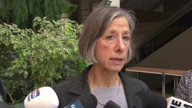 Dr. Denise Werker, Saskatchewan deputy medical health officer, says that in the case under investigation, a man knew he carried the Zika virus but 'unfortunately there was sexual contact.'