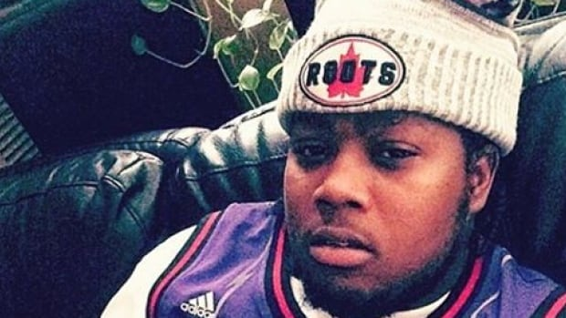 Friends of Carrington posted his photo on social media Thursday and said he was the victim of a fatal shooting in the Carlaw Avenue and Queen Street East area Wednesday night.