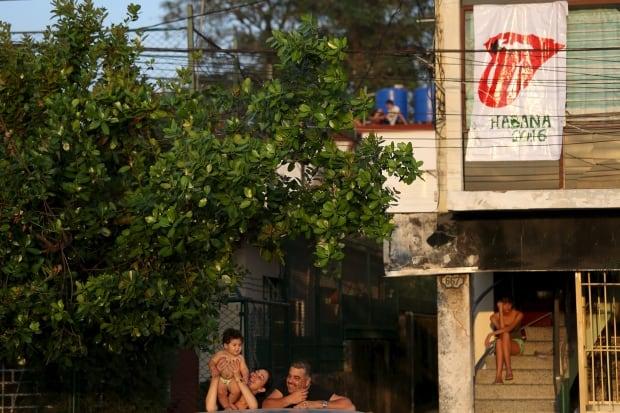 CUBA-ROLLING STONES/