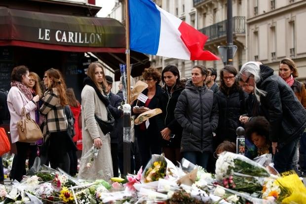 Paris France Le Carillon