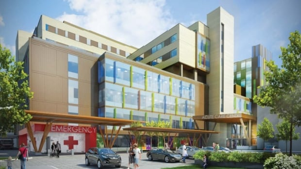 B.C. Children's Hospital Foundation is calling for 400 pieces for the under construction Teck Acute Care Centre.