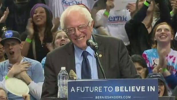 Bernie Sanders having #birdiesanders