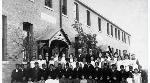 Regina Indian Industrial School