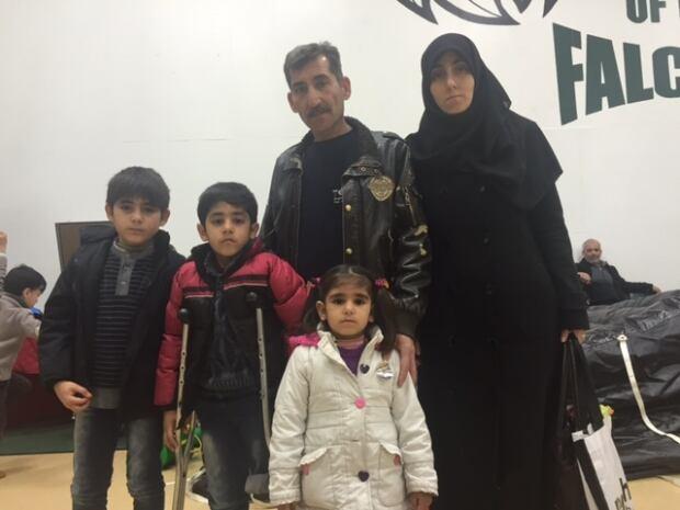Fatima Jokhadar family