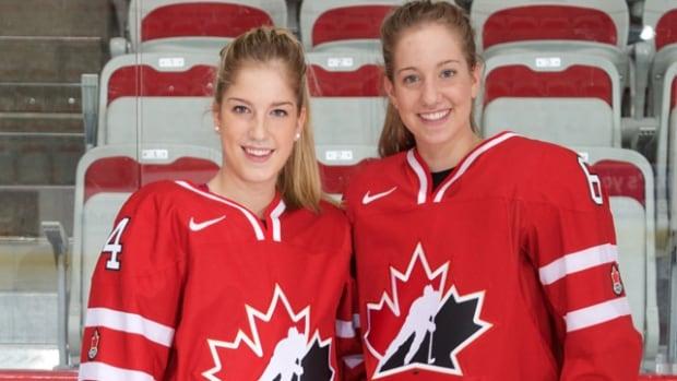 Sarah and Amy Potomak