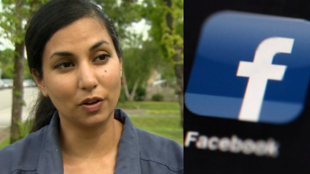 The person who called Niki Sharma a racial slur and told to stay out of politics on her Facebook page has apologized.