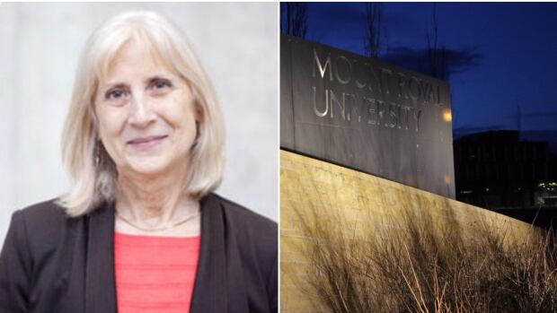 Kathy Shailer left her post as provost of MRU suddenly on Monday. The university will not discuss the matter.