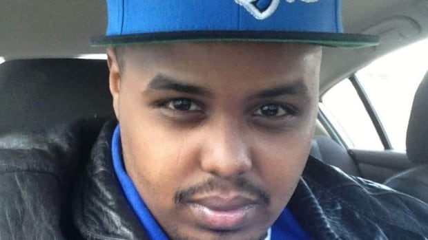Amin Mohammed Abdullahi, 30, died early Sunday after a shooting outside a Whyte Avenue nightclub.
