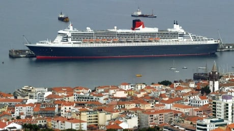 QUEEN MARY MADEIRA