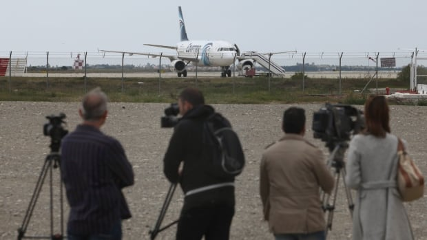 Like many similar incidents before it, the hijacking of EgyptAir Flight MS181 attracted international media attention.