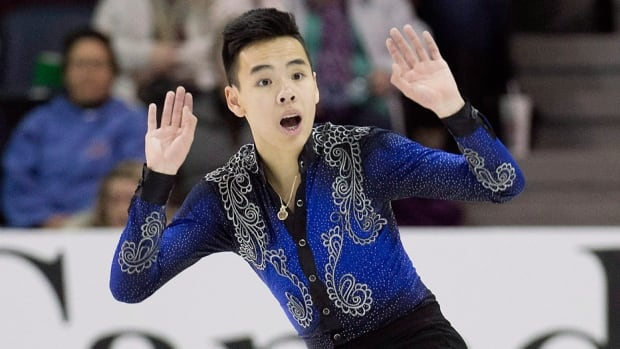 Nam Nguyen is determined to turn around his season at this week's world figure skating championships in Boston. Named to the Canadian team in place of Liam Firus, from North Vancouver, B.C., the 17-year-old Toronto native has had a rough season as he continues to adjust to his growing body. Having sprouted four inches since last spring to five foot 10 after growing six inches the previous year, Nguyen finished fifth at last year's world event.