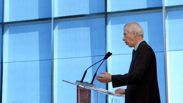 Foreign Affairs Minister Stéphane Dion outlined the Liberal government's new approach to foreign policy in a speech in Ottawa Tuesday in which he denounced the Harper government's decision to disengage with Russia over Ukraine.
