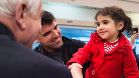 Canada should talk 'growing pains' with countries looking to mimic Syrian refugee program, senator says