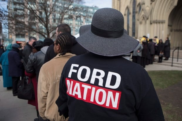 Ford jacket at st james