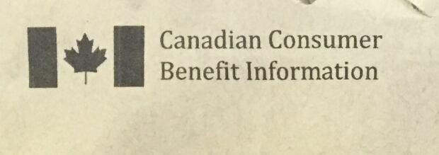Canada Auto Rebate envelope