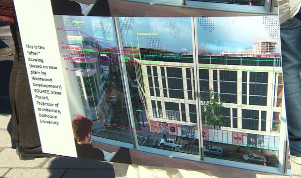 Halifax downtown development