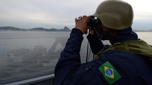 There's concern that authorities won't spot terror threats after the Brazilian government decided to slash its security budget ahead of the Rio Olympics.