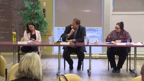 North End Candidates Spar Over Manitoba Hydro Megaprojects At St John 39 S