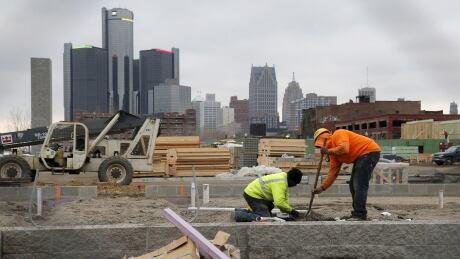 USA-DETROIT/Construction