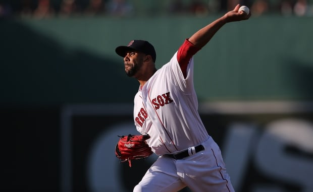 David Price Boston Red Sox