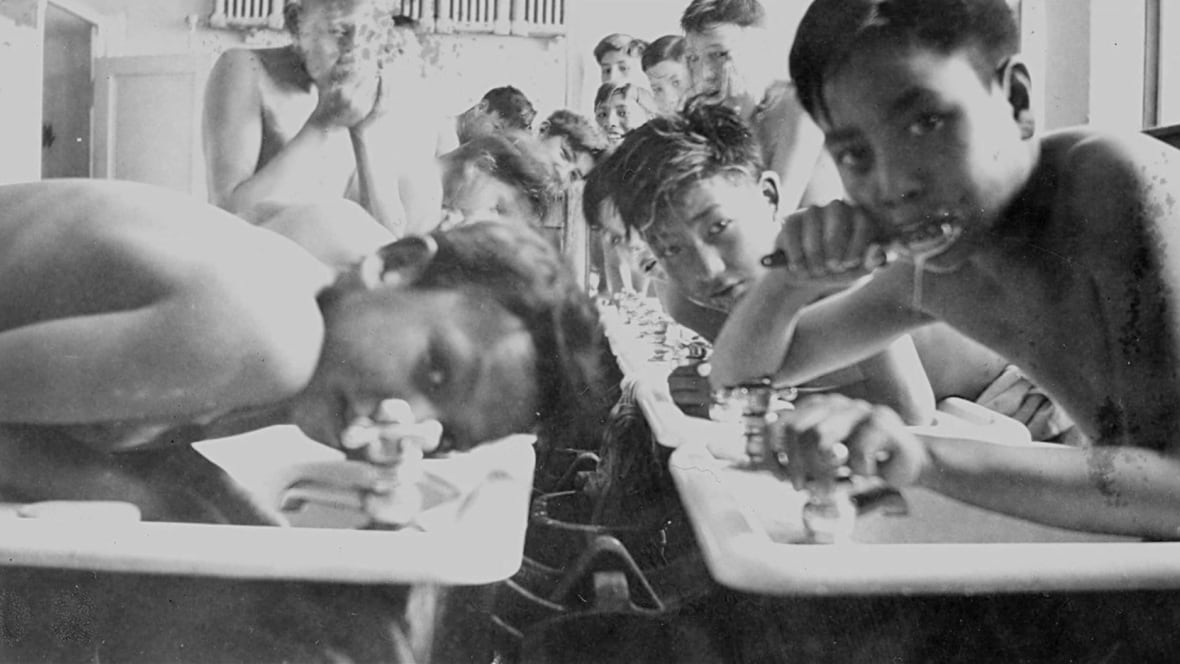aftermath of residential schools essay Residential schools – the canadian holocaust thesis the negative effects residential schools produced on an immense group of indigenous societies: stretching from.