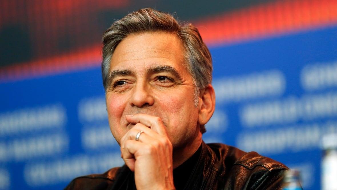 George Clooney admits ...