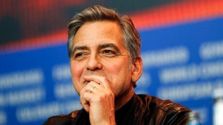 Britain George Clooney