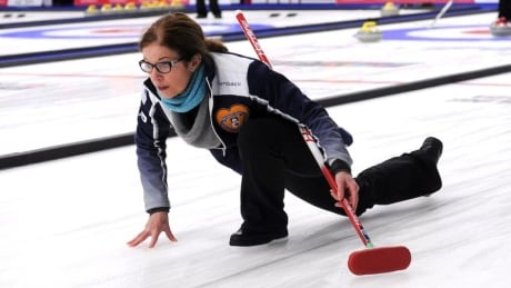 Colleen Jones curling