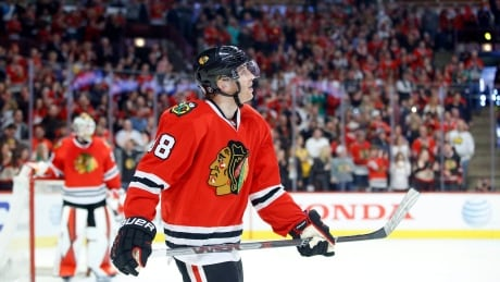 Patrick Kane Reaches 100 Points This Season After Hat Trick