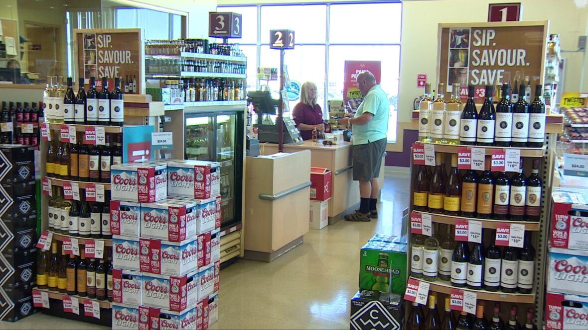 Liquor Store Kitchener