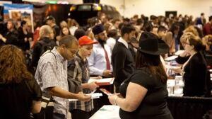 Youth employment hiring fair