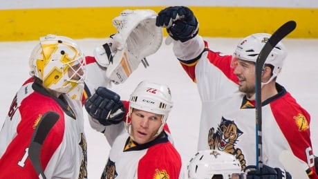 Panthers Down Canadiens To Clinch Atlantic