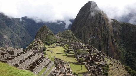 Peru World Heritage Sites Machu Picchu