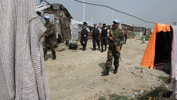 Quebec police officers engaged in sexual misconduct in Haiti