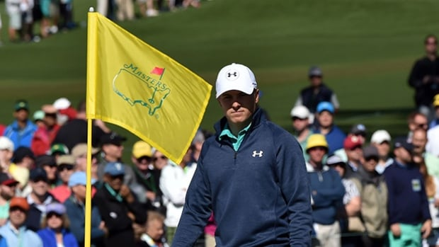 The Masters Jordan Spieth Off To Hot Start Cbc Sports