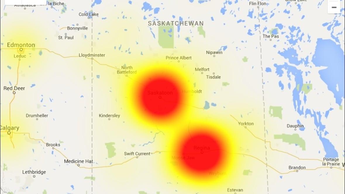 SaskTel internet outage across Saskatchewan ends ...