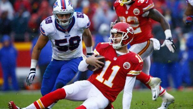 Buffalo Bills A J Tarpley Retiring Over Concussion