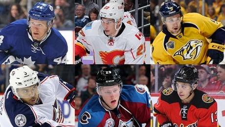 Plenty Of NHL Young Guns Aiming For Big Raise This Summer