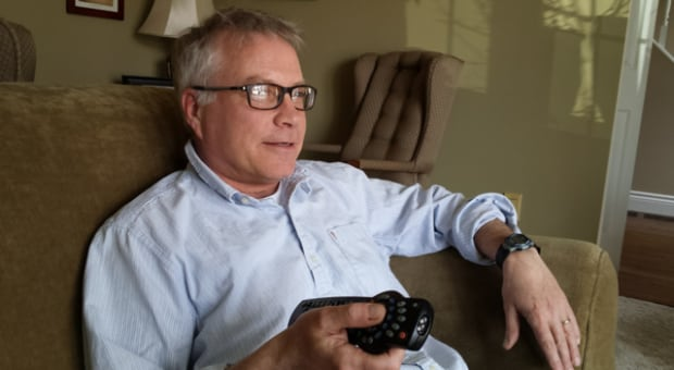 Brian Putman CRTC $25 basic tv remote watching