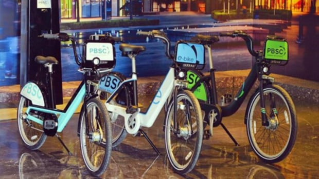 Toronto's new supplier is PBSC Urban Solutions, an international company that already provides cities like Montreal, New York, Washington, San Francisco and London with bike-sharing systems.