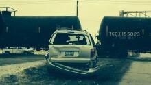 Heather Daymond's van