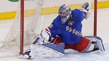 Rangers Goalie Henrik Lundqvist Over Illness, Ready For Game 1