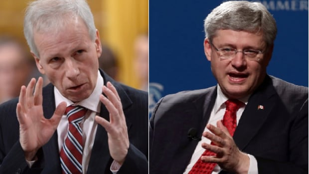 Liberal Foreign Affairs Minister Stéphane Dion's memo green-lighting the bulk of the Saudi arms deal could have been written by former Conservative prime minister Stephen Harper, Neil Macdonald writes.