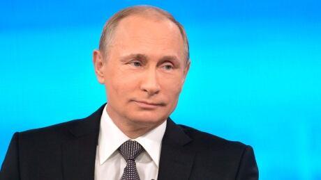 Russia Putin's Show