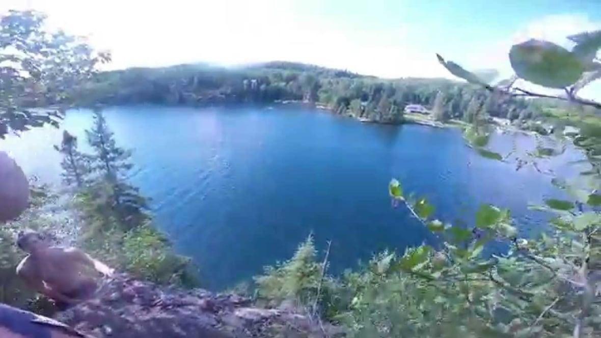 Two Island Lake Thunder Bay