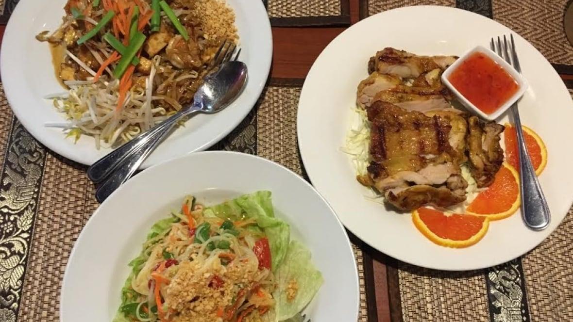 Thai Restaurant Edmonton