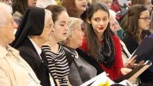 Intergenerational Alzheimer Choir