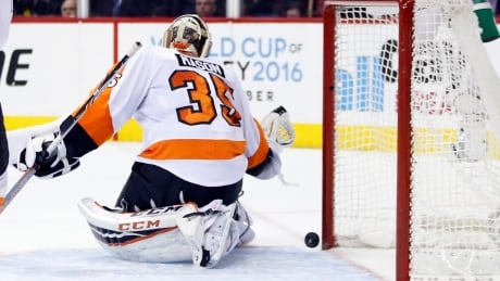 Flyers' Mason, Wild's Dubnyk Victimized By Awful Playoff Goals